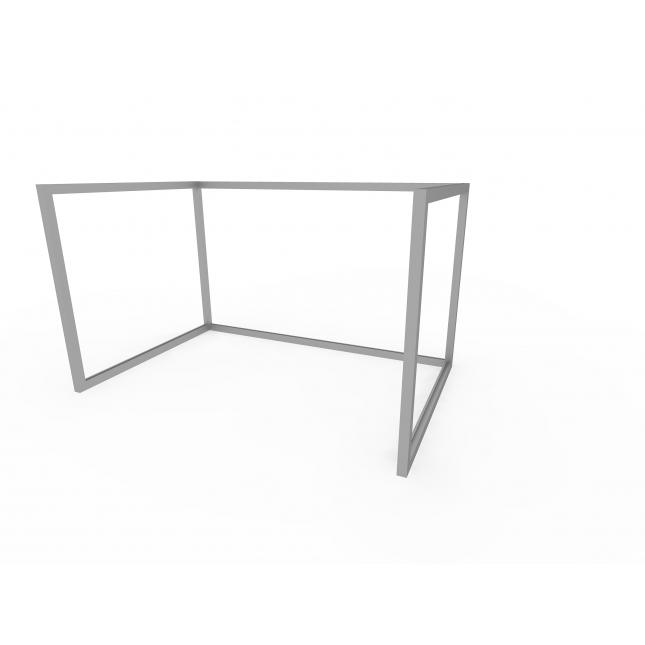 Social distancing screen acrylic desk