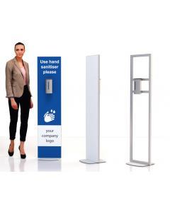 Floor Standing Sanitiser Dispenser Non-touch