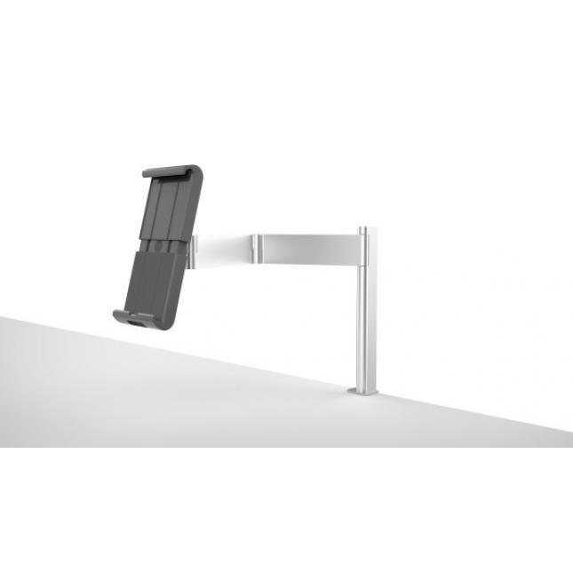 Universal tablet holder desk clamp