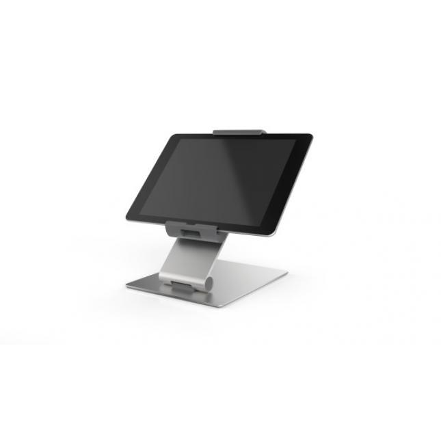 Universal tablet and ipad holder counter mount