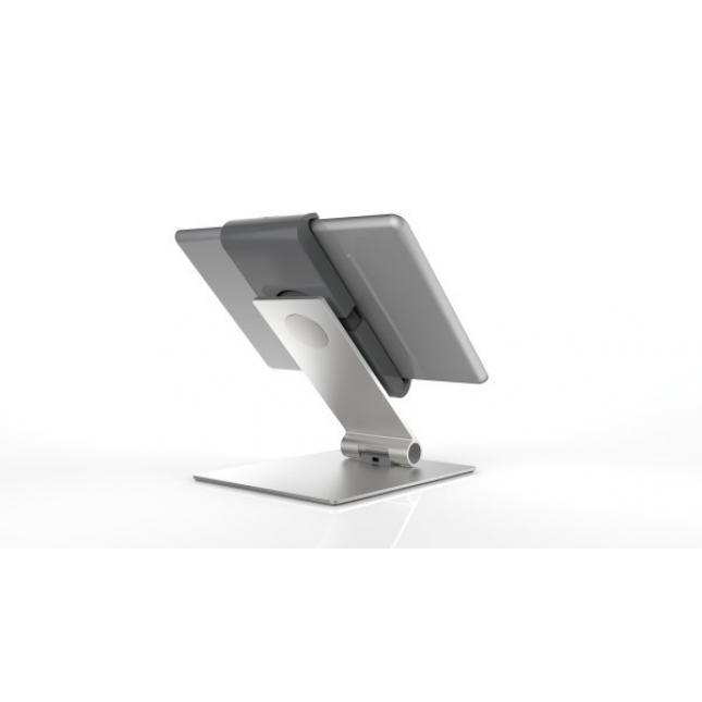 Universal tablet and ipad holder desk mount