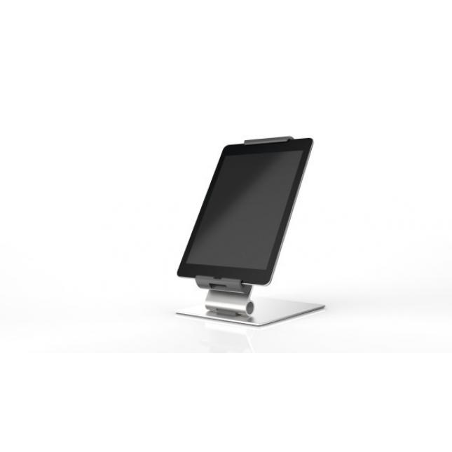 Universal tablet and ipad holder portrait and landscape orientation