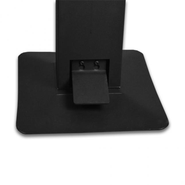 Foot pedal for sanitiser stand