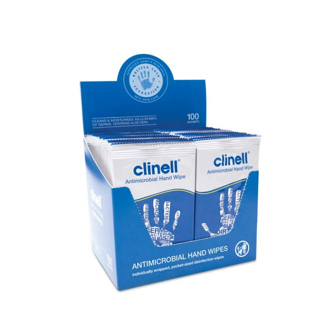 Anit-bacterial-cllinell-wipes