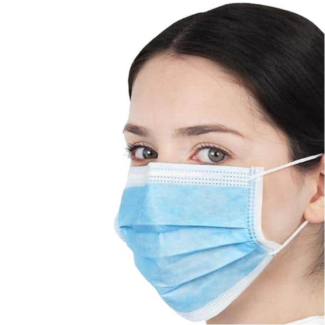 Disposable Face Masks Medical Grade