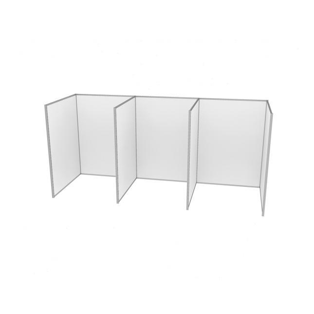 Self Build COVID Pods 1.5m x 1.5m no windows or hatch