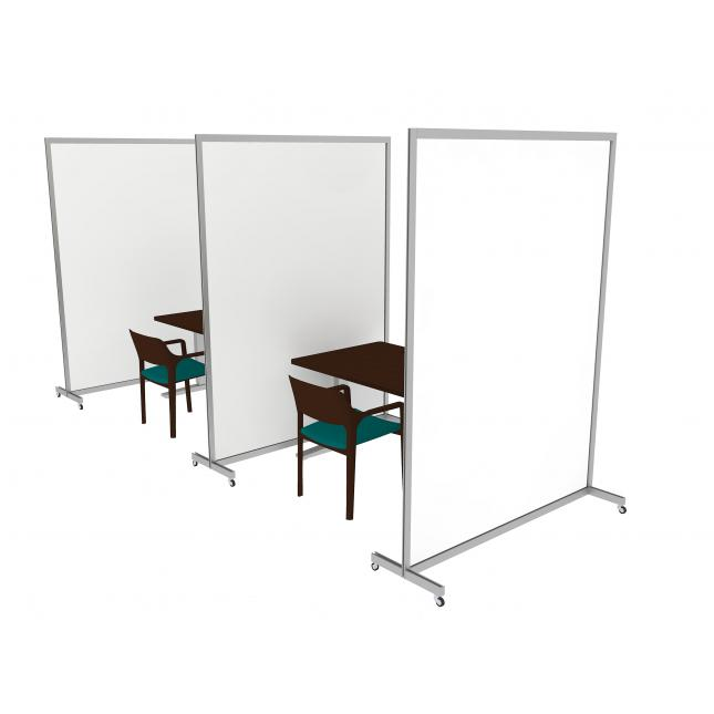 Wheeled Partitions