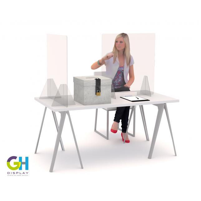 COVID election screens