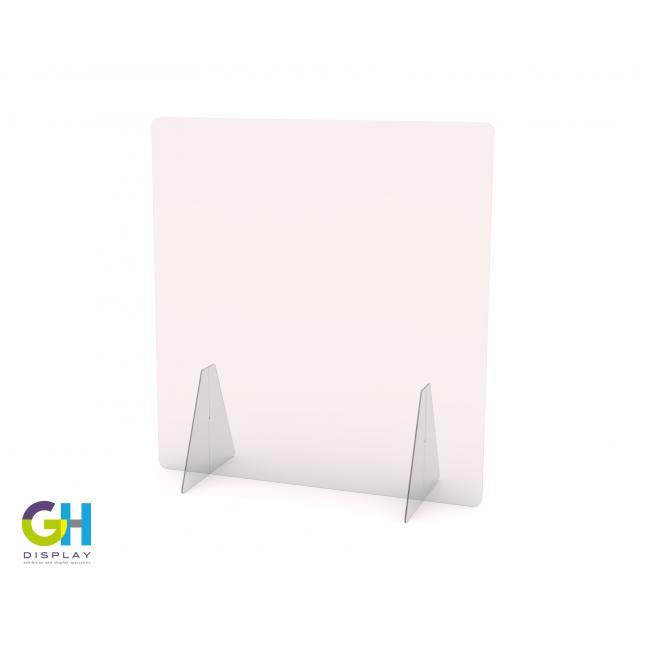 Freestanding COVID screen