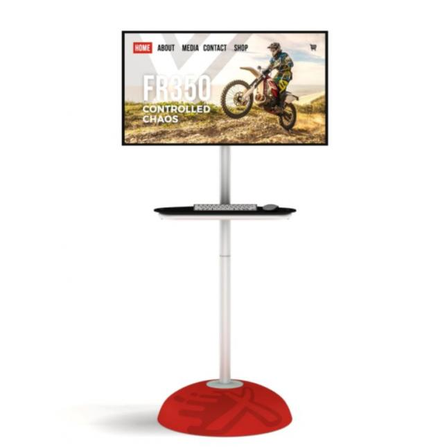 Monitor stand TV display stand