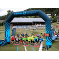 7.6m inflatable race arch