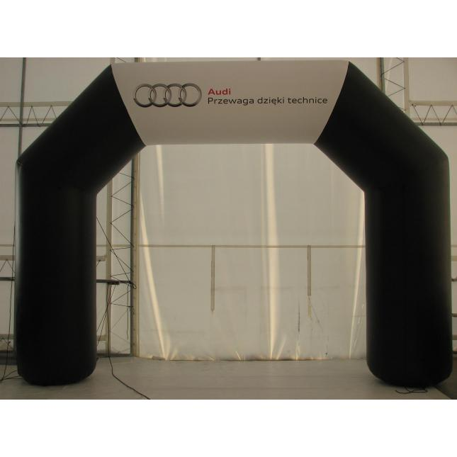 Audi 2.5m inflatable arch