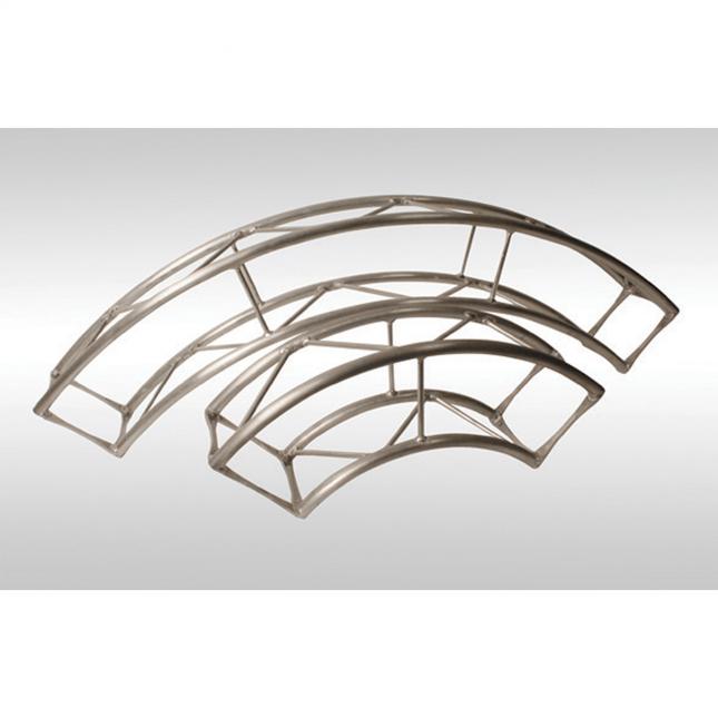 Arena gantry radius curve image