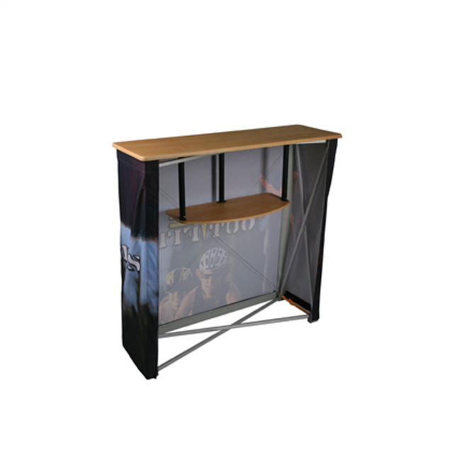 Hop-up Counter Fabric Display image