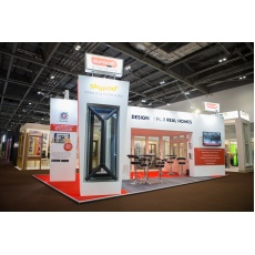 Eurocell are exhibiting at the Build Show