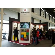 Image Sensing System unveil new custom exhibition stand