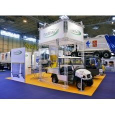 Bradshaw Electric Vehicles are at RWM 2015