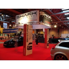 Need an exhibition stand for Autosport?
