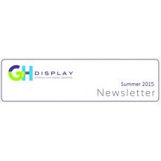 GH Display Summer Newsletter