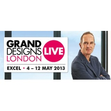 Have a great show Eurocell on the first day of Grand Designs Live