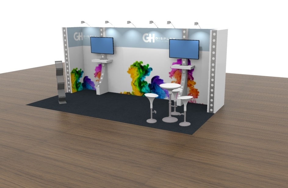 Exhibition Stand Hire London : Exhibition stand hire stands for